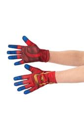 Детские перчатки Капитана Марвел