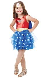 Детский костюм Смелой Вандервуман