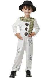 Детский костюм Милого Снеговика