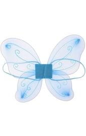 Детские голубые крылья феи