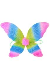 Детские крылья бабочки с узором