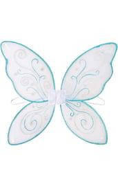 Детские крылья бабочки с блестками