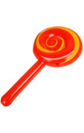 Надувная игрушка Красный Леденец