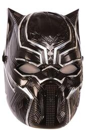 Детская маска героя Черная пантера