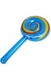 Надувная игрушка Синий Леденец