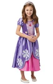 Детский костюм милой Принцессы Софии