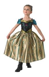 Костюм Принцессы Анны для коронации