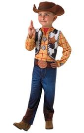 Детский костюм Вуди ковбоя История Игрушек