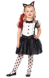 Детский костюм Кошечки в смокинге