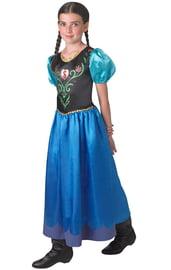 Подростковый костюм Анны Холодное сердце