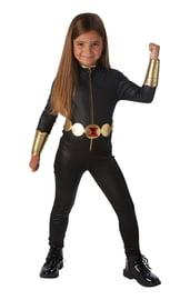 Детский костюм Опасной Черной вдовы