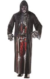 Костюм Скелета в черном