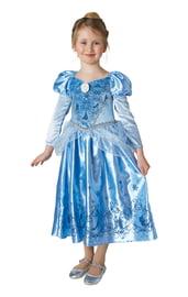 Детский костюм Зимней Золушки
