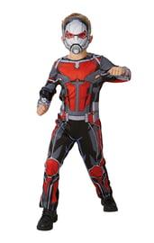 Детский костюм супергероя Человека-муравья