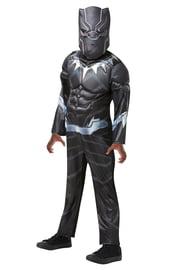 Детский костюм Черной Пантеры Dlx