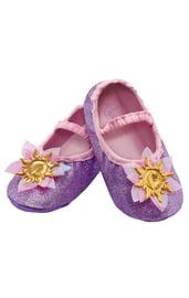 Фиолетовые тапочки Рапунцель
