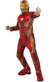 Детский костюм Железного человека супергероя