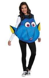Взрослый костюм Рыбки Дори