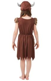 Детский костюм девочки Викинга