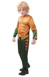 Детский костюм Золотого Аквамена