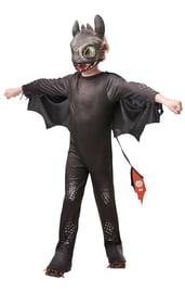 Детский костюм дракона Беззубика