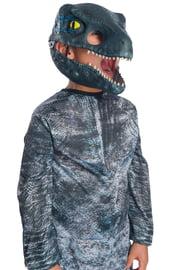 Детская подвижная маска Динозавра