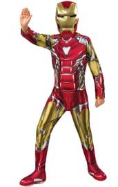 Детский костюм Железного человека героя