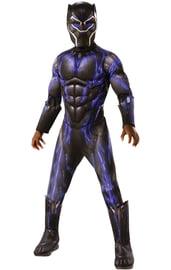 Детский костюм Черной Пантеры из вибраниума