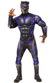 Взрослый костюм Черной пантеры из вибраниума