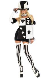 Женский костюм Белого Кролика