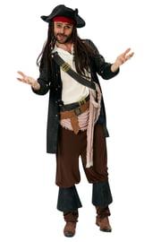 Взрослый костюм Капитана Джека Воробья