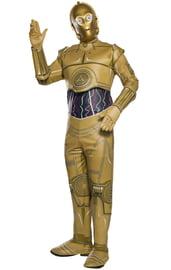 Взрослый костюм Робота C-3PO