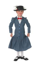 Детский костюм няни Мэри Поппинс