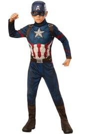 Детский костюм Сильного Капитана Америки