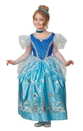 Костюм Принцессы Золушки для девочек