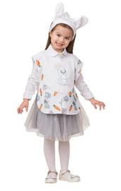 Детский костюм доброй Зайки