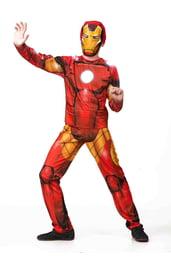 Детский костюм Железного человека из Мстителей