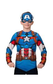 Детский набор Капитана Америки