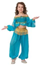 Детский костюм сказочной принцессы Жасмин