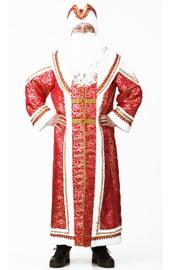 Взрослый костюм Боярского Деда Мороза