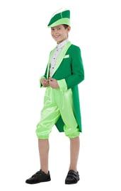 Детский костюм Зеленого Кузнечика