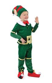 Детский костюм Озорного Эльфа