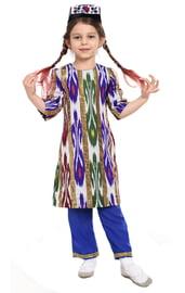 Детский народный костюм Узбечки