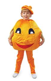 Детский костюм Круглого колобка