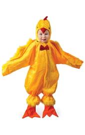 Детский костюм доброго Цыпленка