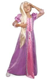 Детский костюм Прекрасной Рапунцель