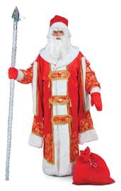 Костюм Царского Деда Мороза в красном