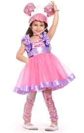 Детский костюм Розовой куклы Лол