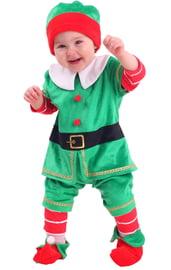 Костюм зеленого Гномика для малышей