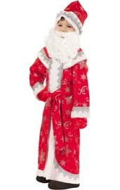 Костюм маленького Деда Мороза